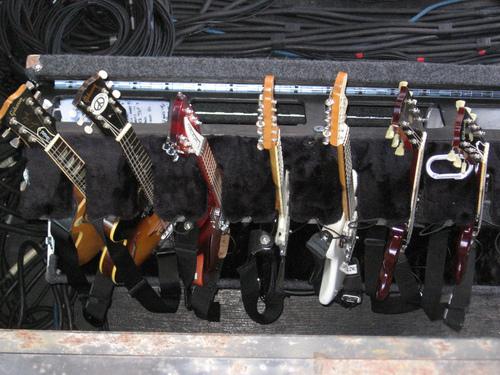 2008-09 Radiohead touring