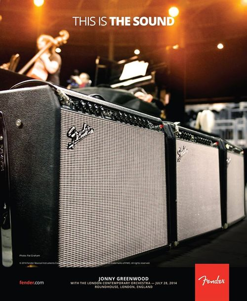 Silverface Fender Twin Reverb