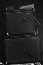 1993年时Jonny的音箱设置。